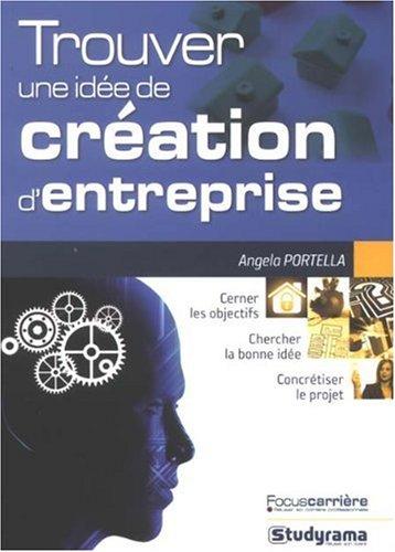 Entreprendre 2 comment trouver l 39 id e for Idee entreprise internet